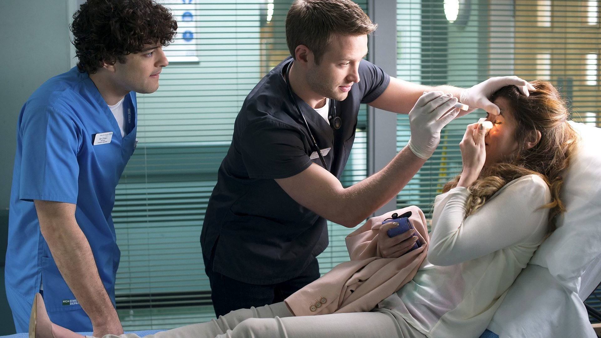 Casualty Season 28 :Episode 45  First Impressions