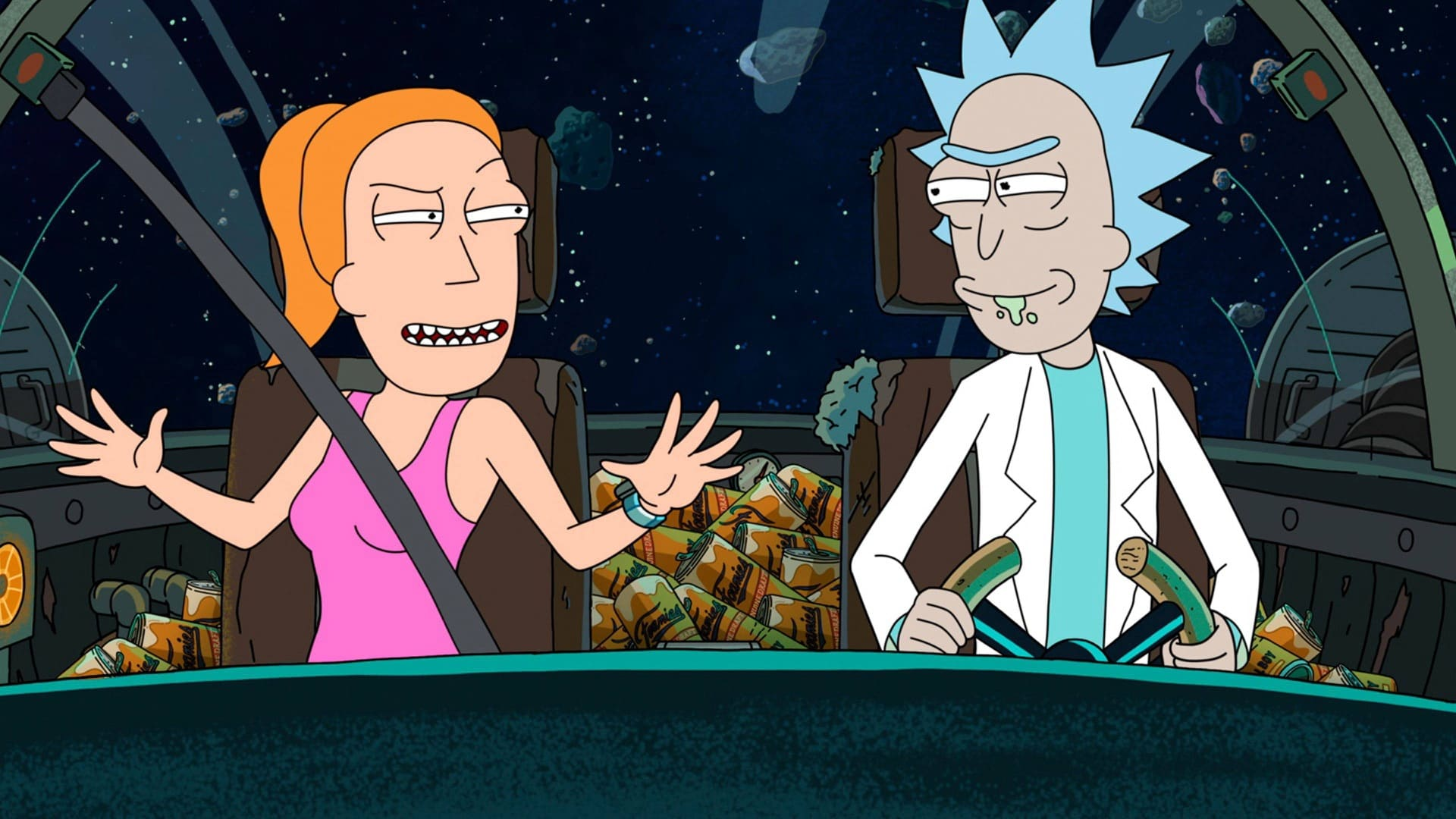 Assistir Rick And Morty 5x3 Online Tua Serie
