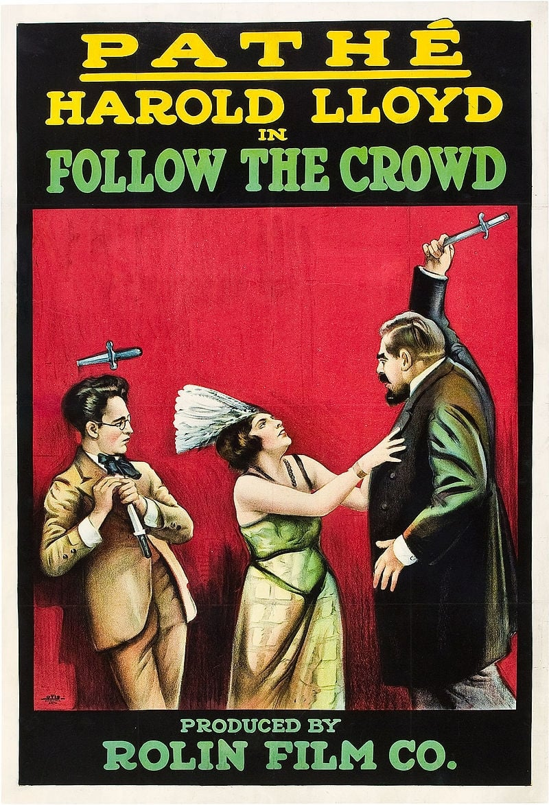 Ver Follow the Crowd Online HD Español (1918)