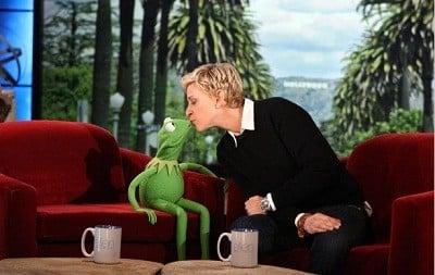The Ellen DeGeneres Show Season 9 :Episode 42  Kermit the Frog, Taye Diggs, Jermaine Jackson