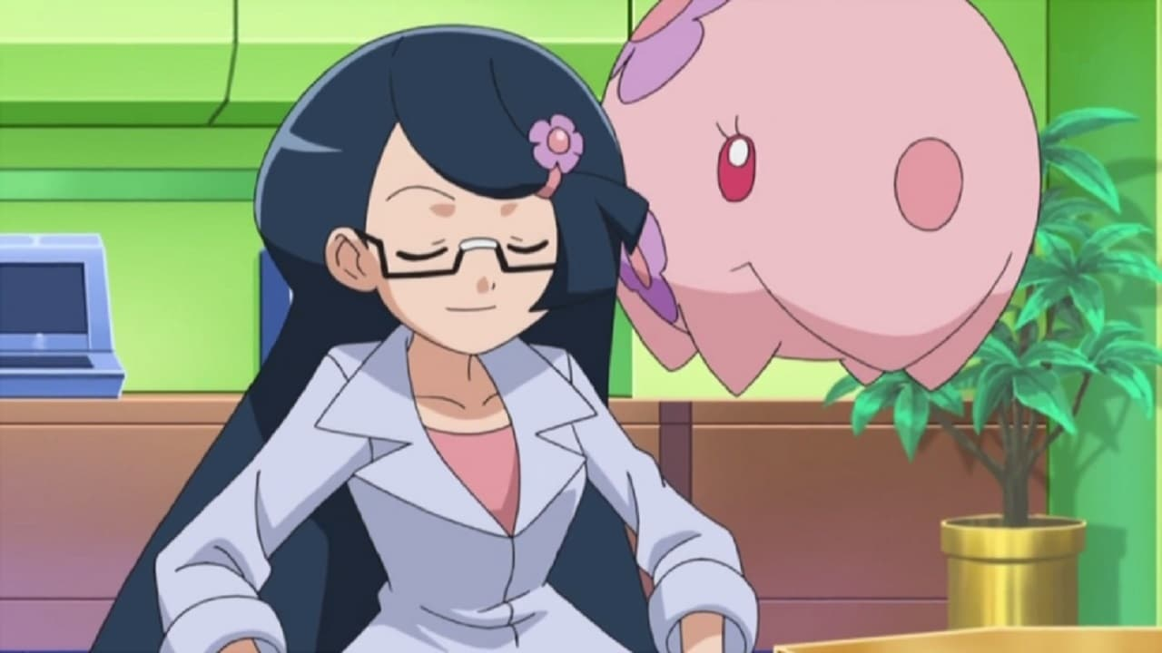 Pokémon - Season 14 Episode 6 : Dreams by the Yard Full!