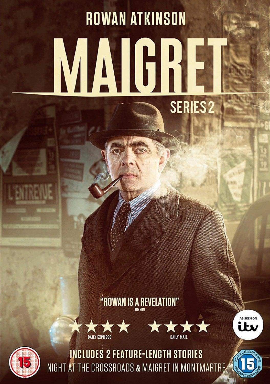 Ver Maigret in Montmartre Online HD Español (2017)
