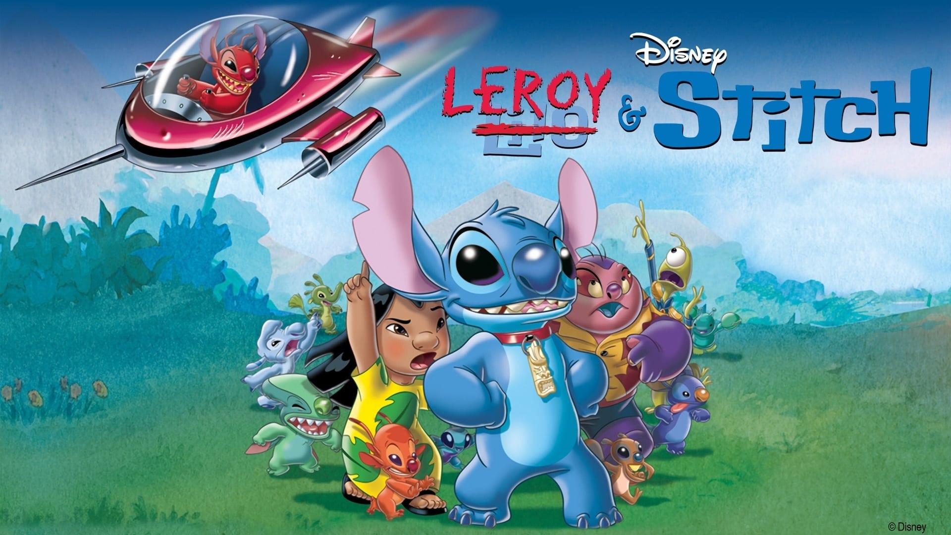 Leroy & Stitch