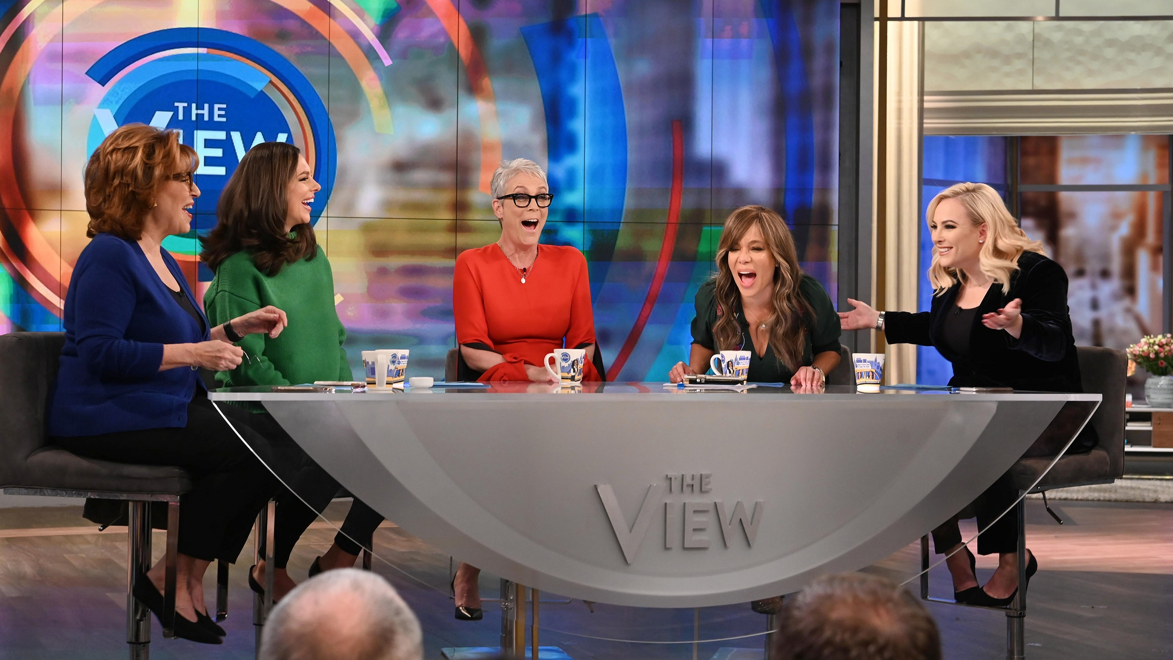 The View Season 23 :Episode 54  Jamie Lee Curtis; Mark Ruffalo and Robert Bilott