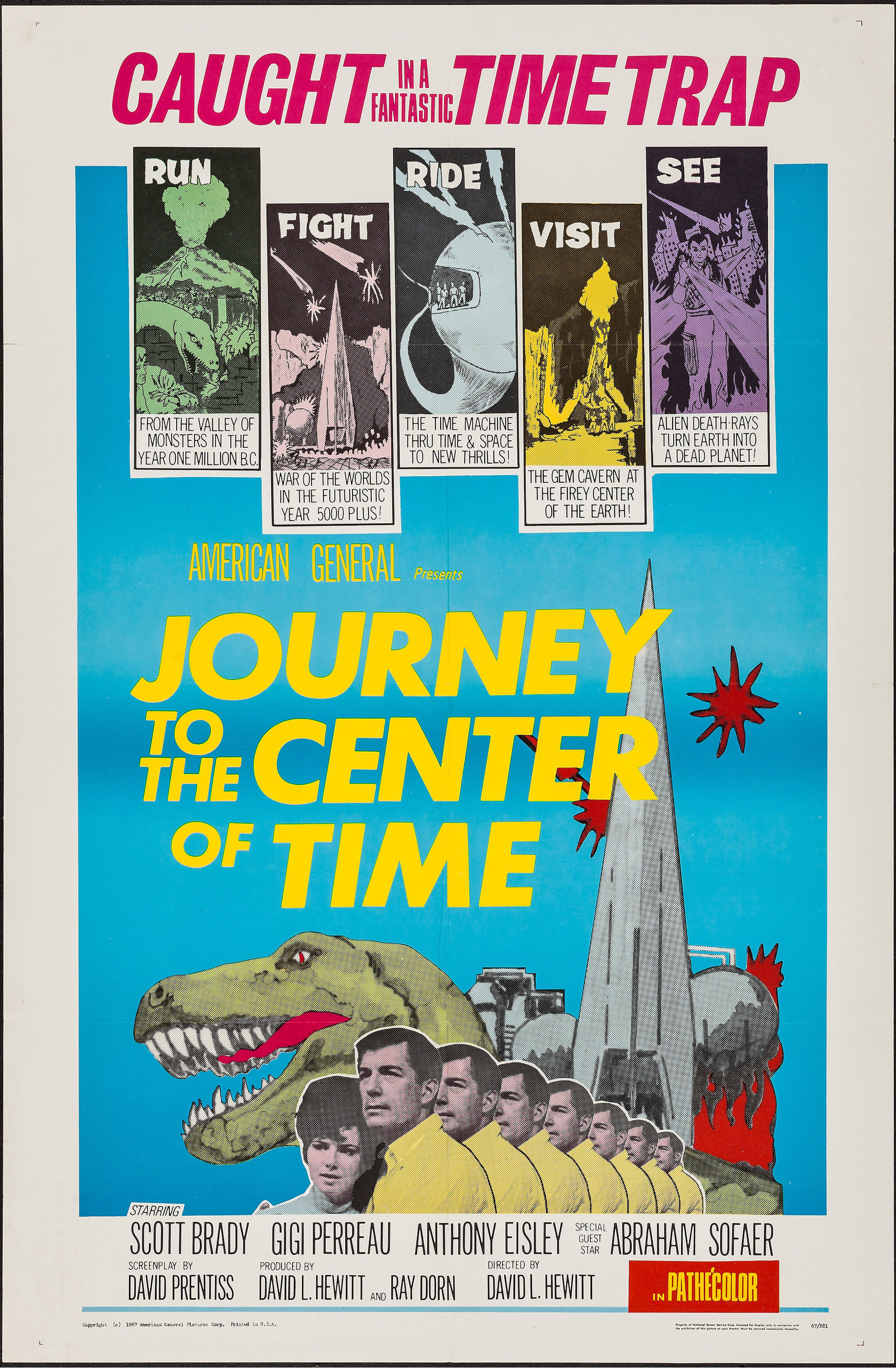 Journey to the Center of Time on FREECABLE TV