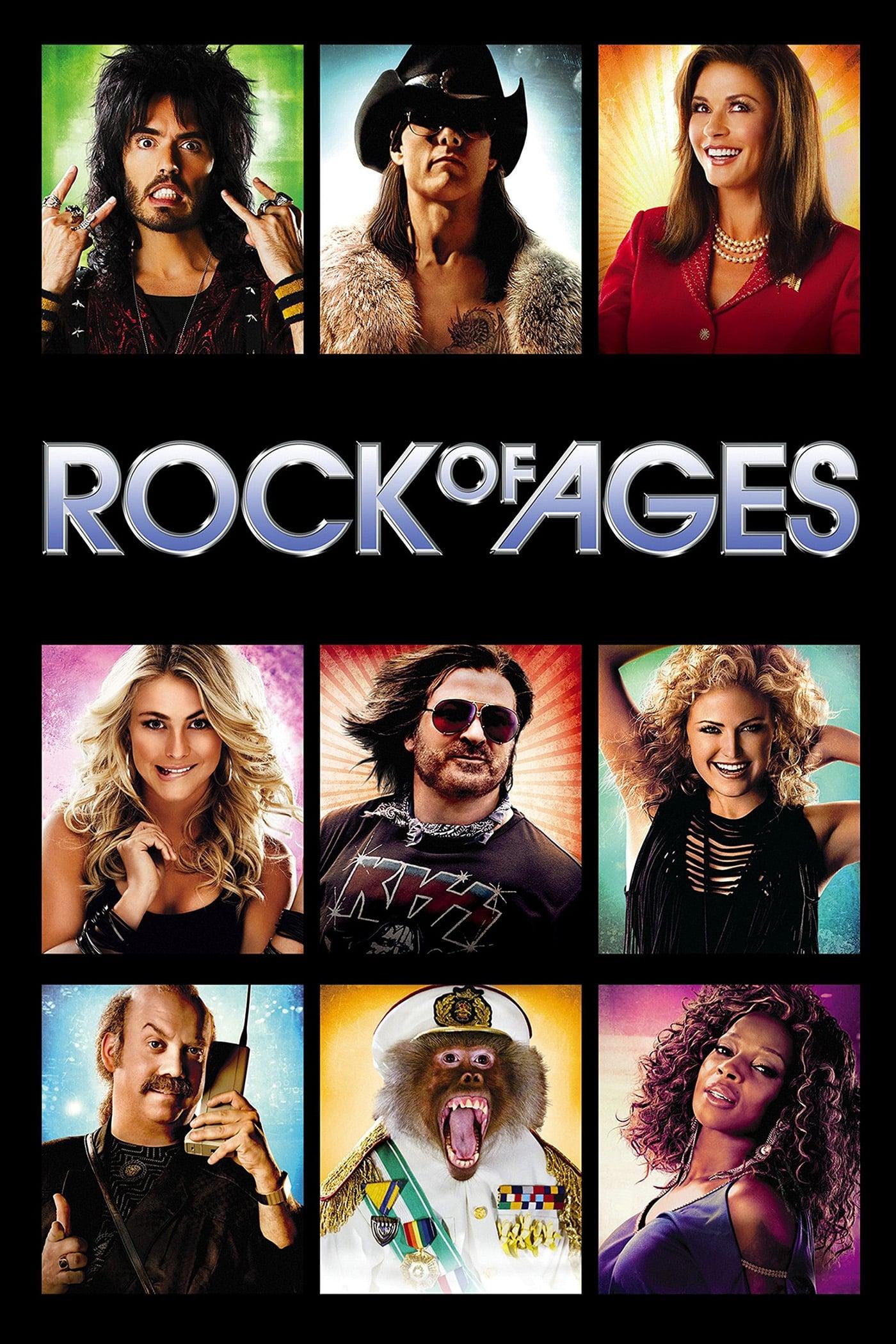Rock Of Ages Stream Deutsch