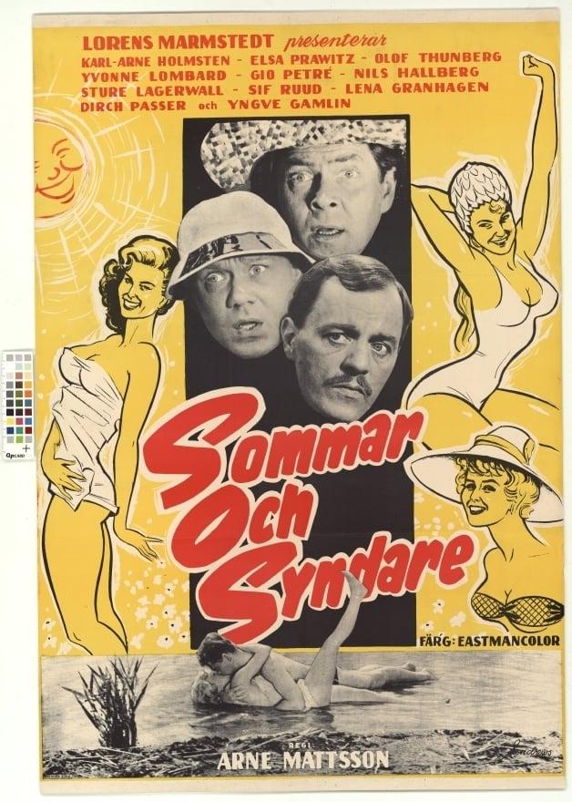 Ver Sommar och syndare Online HD Español (1960)