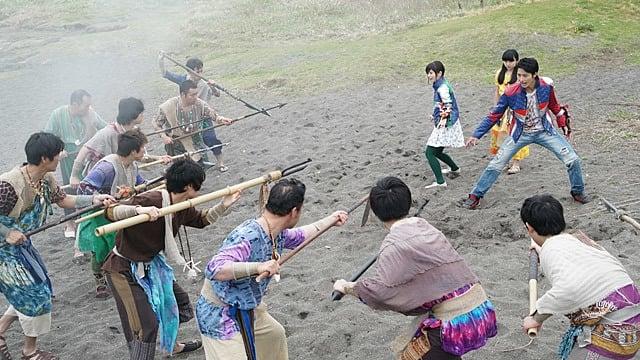 Super Sentai Season 41 :Episode 15  Saviors of the Ocean Planet Vela
