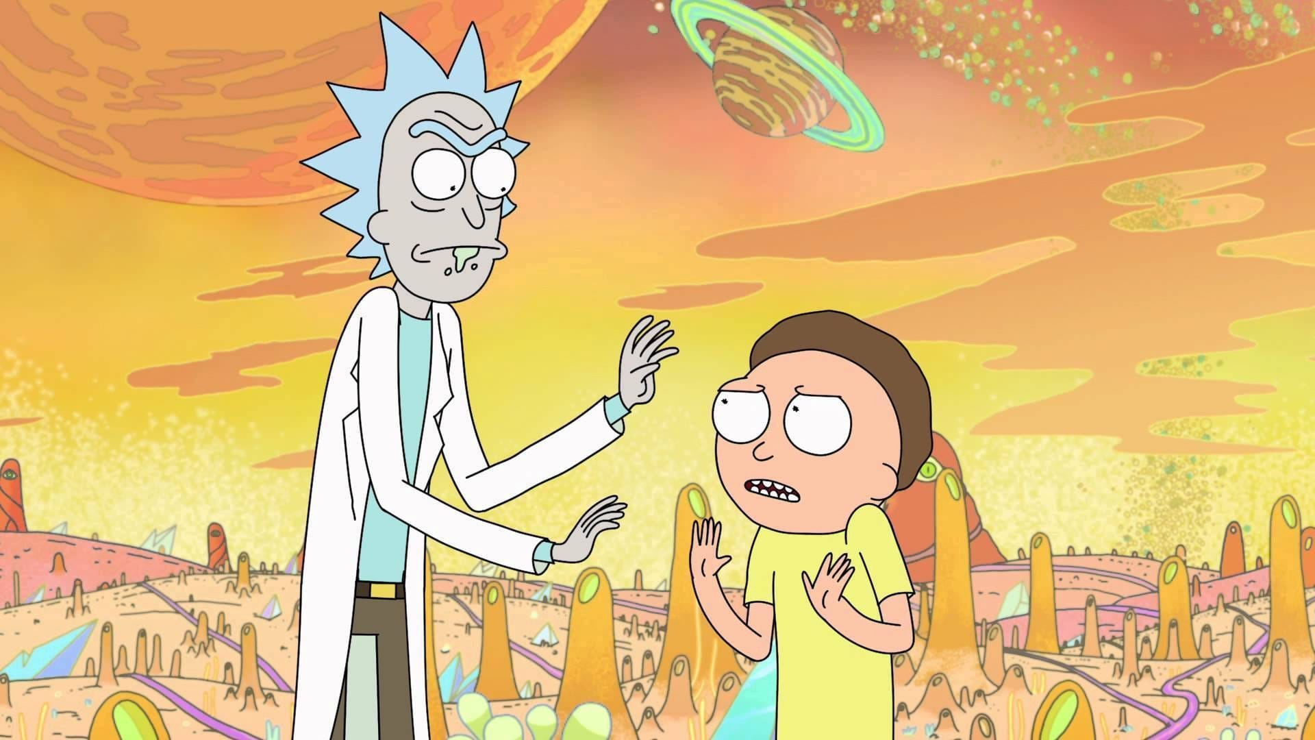 Rick and Morty Season 1 :Episode 1  Pilot