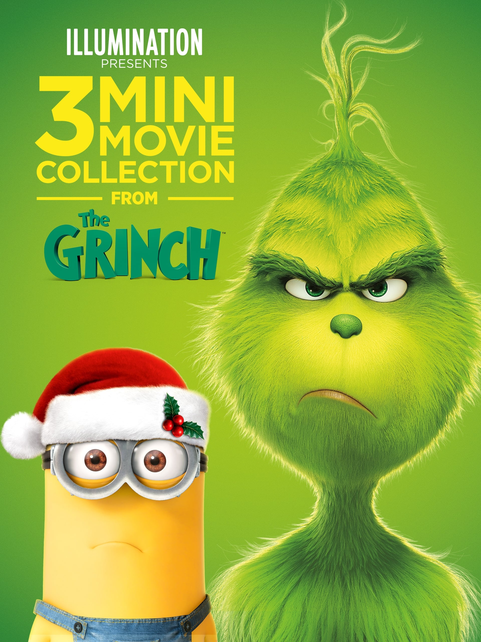 The Grinch Mini-Movies (2018)