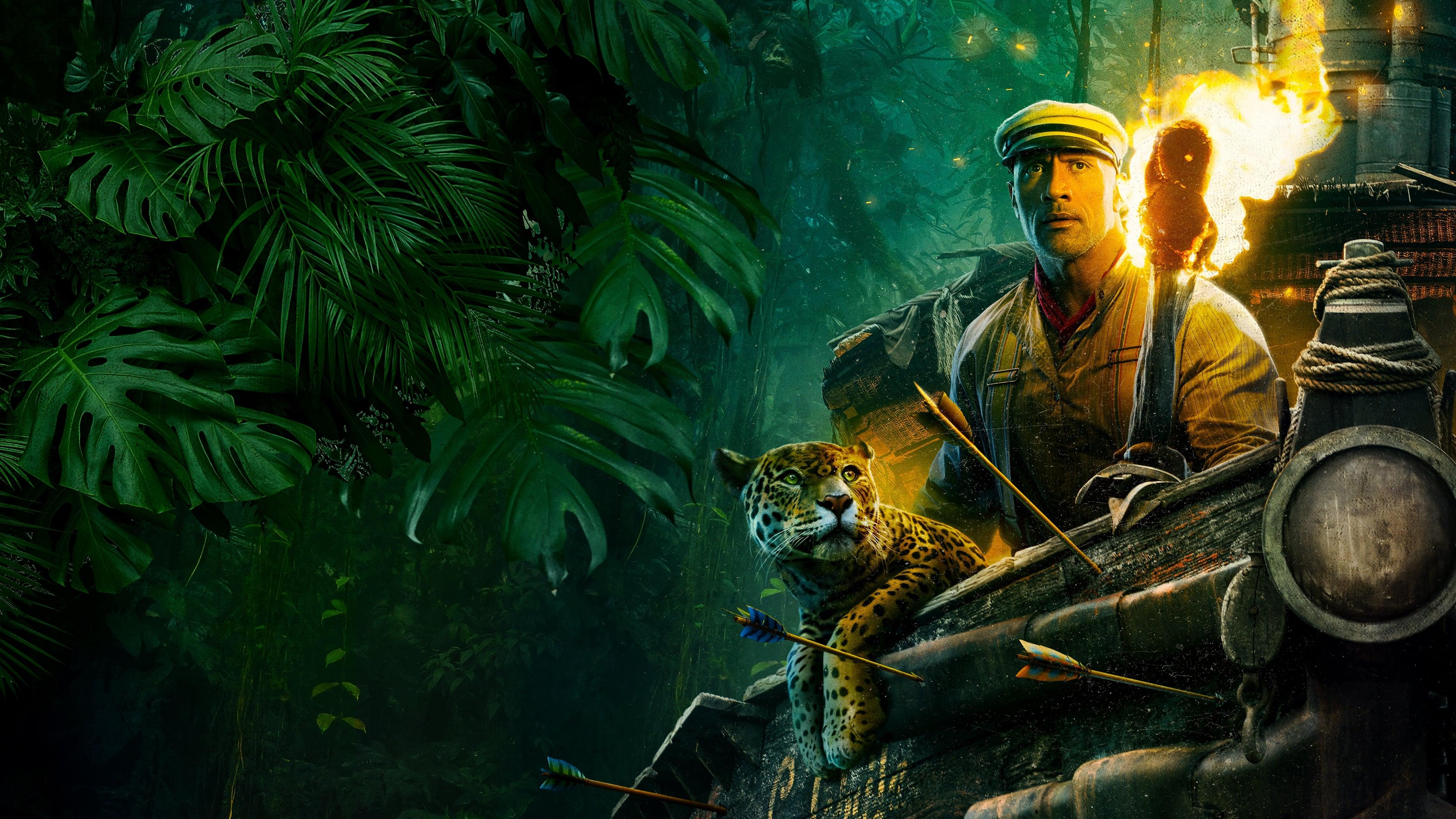 Croazieră în junglă (2021)