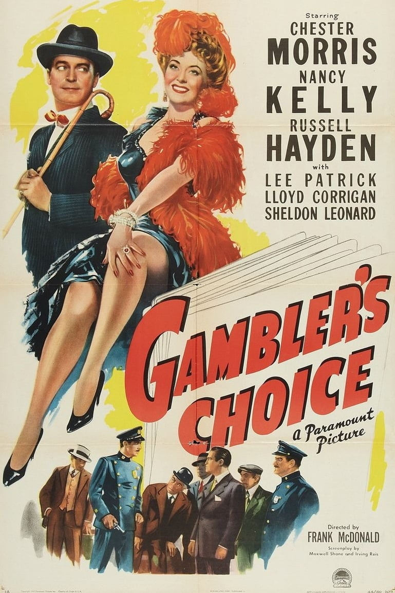 Gambler's Choice on FREECABLE TV