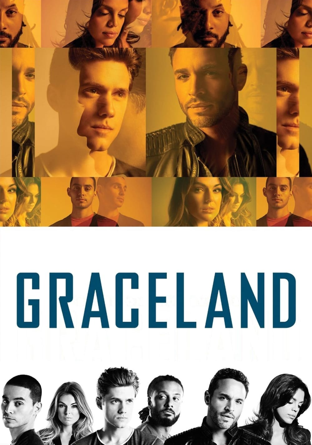 Graceland TV Shows About Undercover Agent