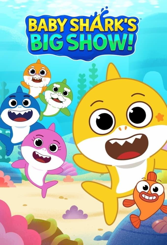 아기상어: 올리와 윌리엄 TV Shows About Fish