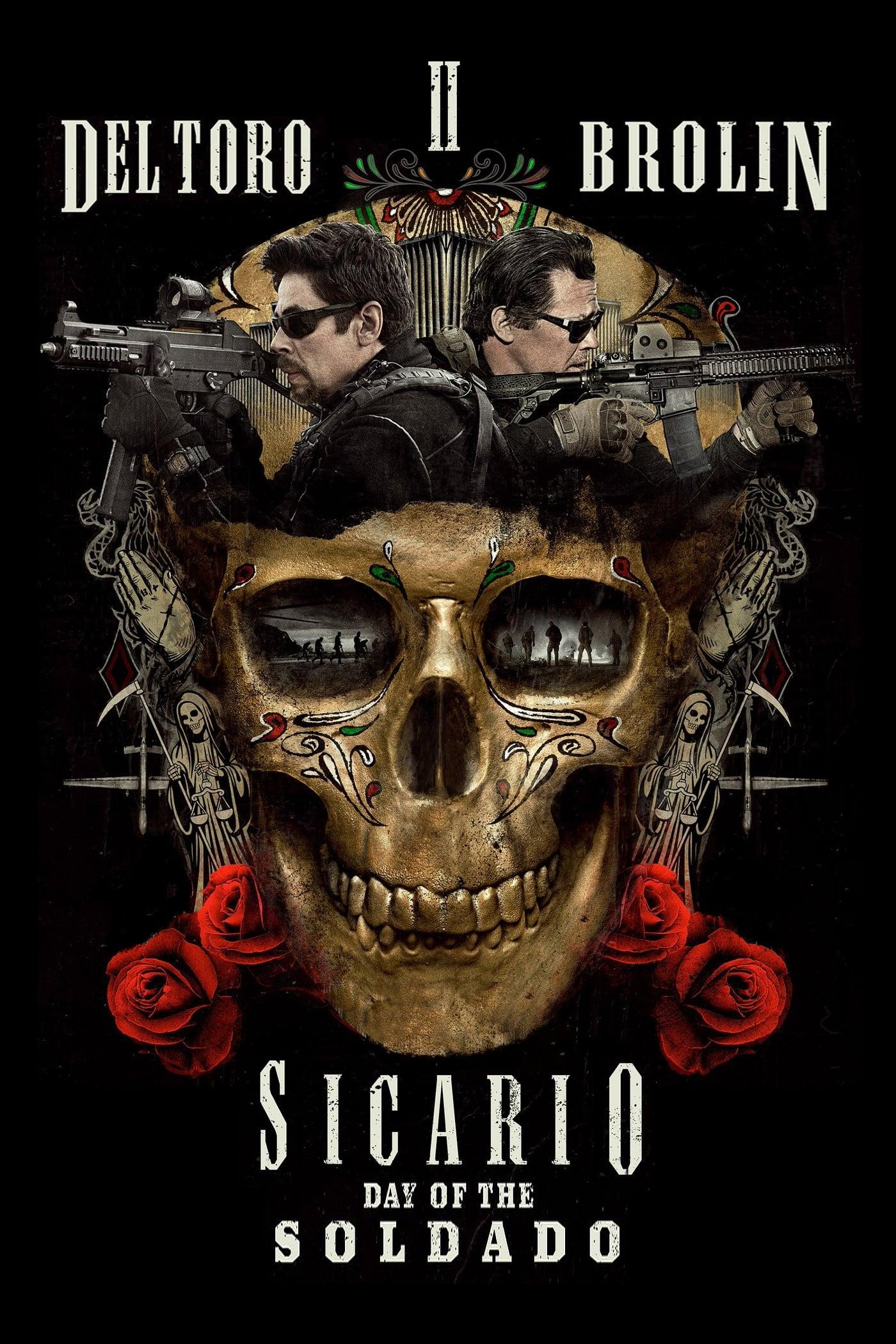 Sicario day of the soldado 2018 posters the movie - Sicario 2 wallpaper ...