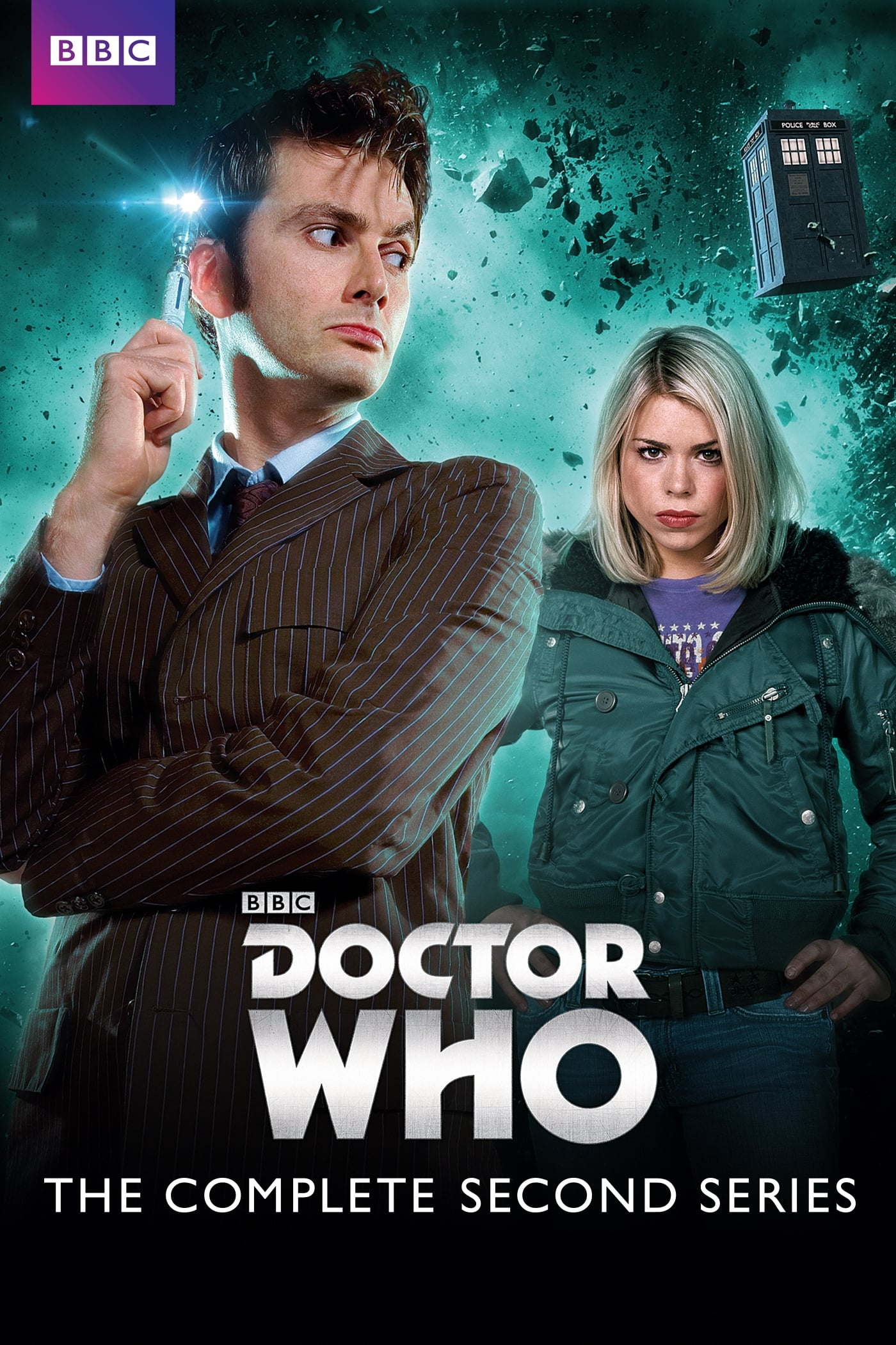 Doctor Who 2ª Temporada (2006) - Torrent