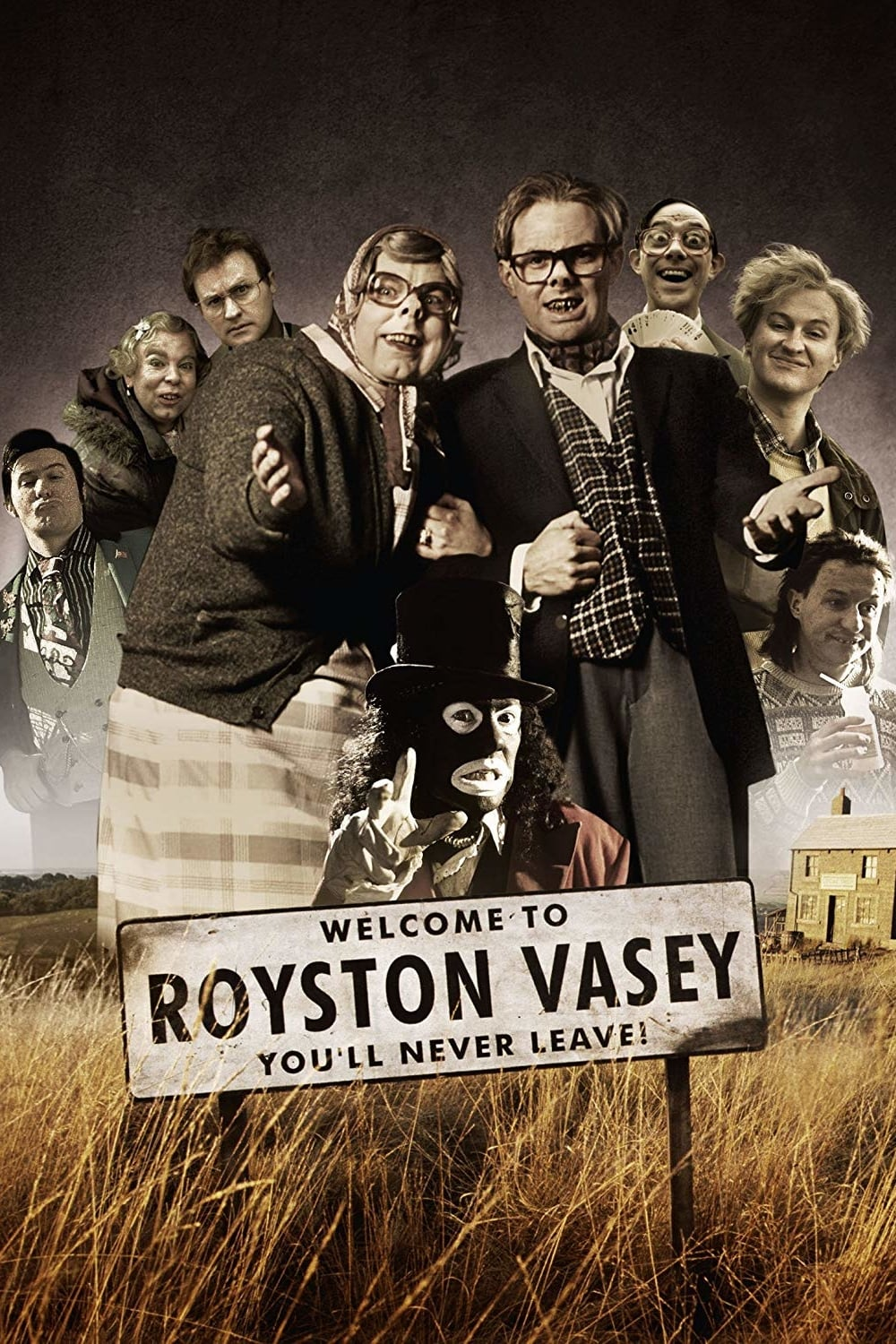 The League of Gentlemen TV Shows About Northern England