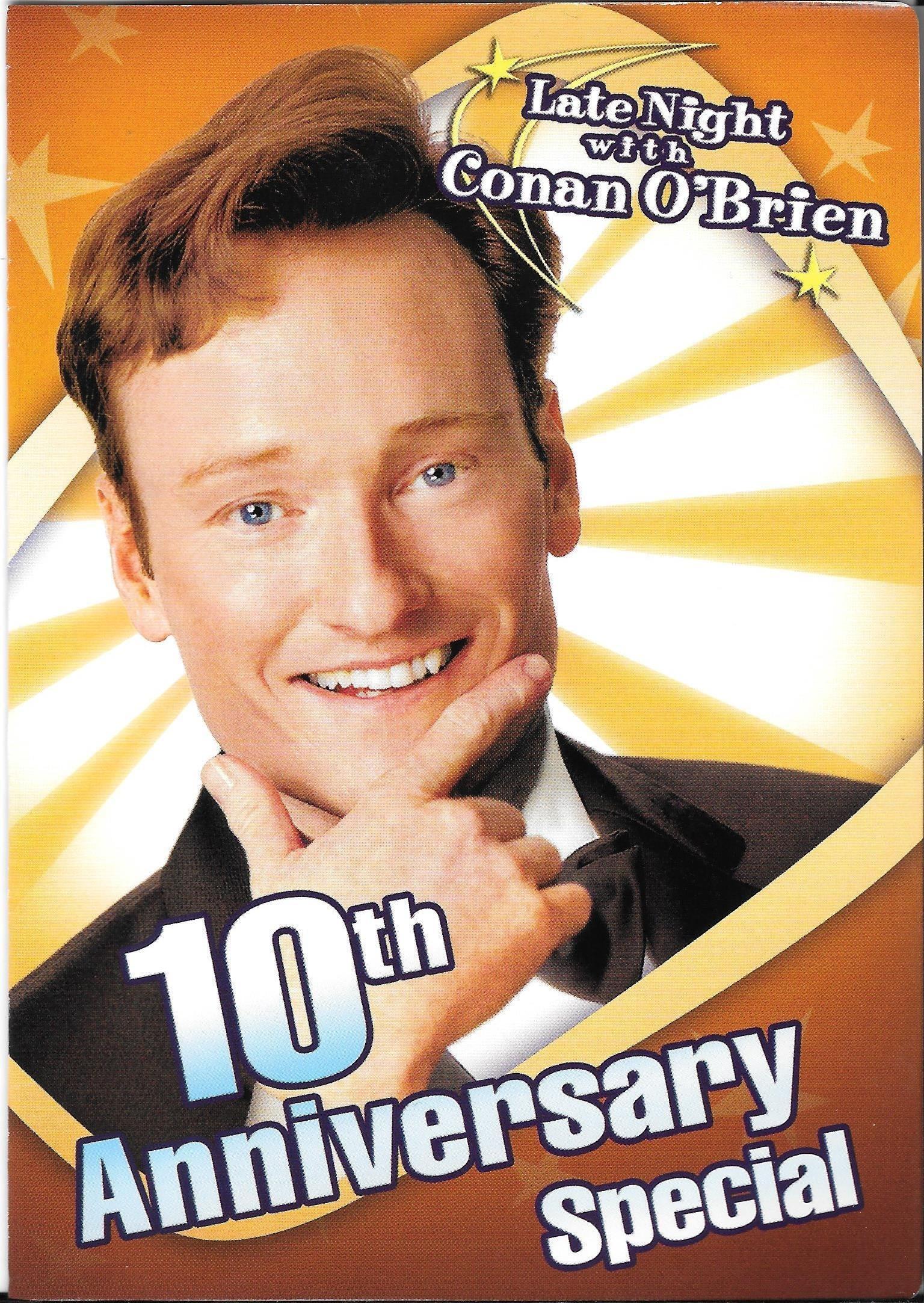 Late Night with Conan O'Brien: 10th Anniversary Special (2003)