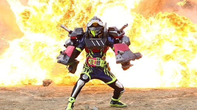 Kamen Rider Season 27 :Episode 20  Take Off into a Headwind!