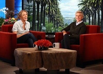 The Ellen DeGeneres Show Season 9 :Episode 53  Felicity Huffman, Cirque du Soleil, Sherrie Gahn