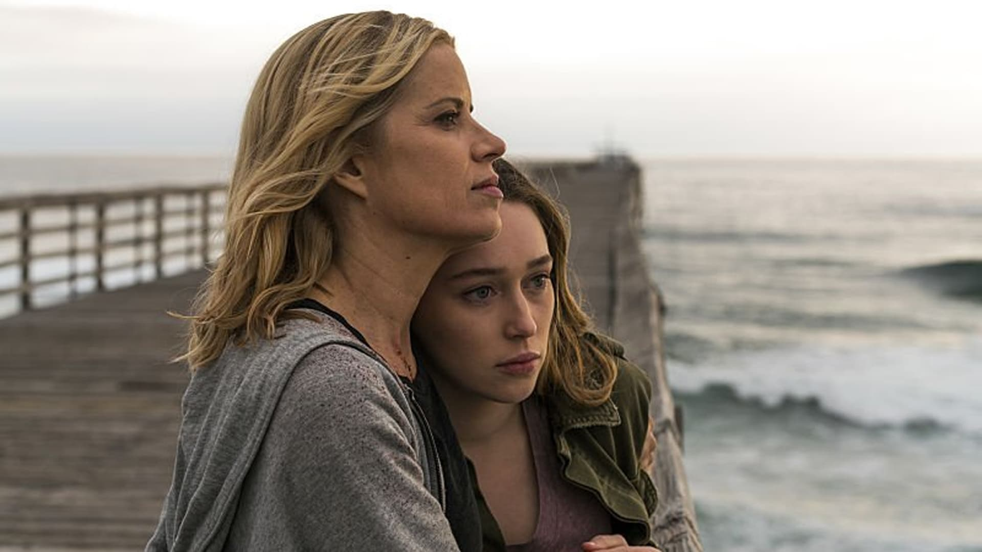 Fear the Walking Dead Season 2 :Episode 13   Date of Death