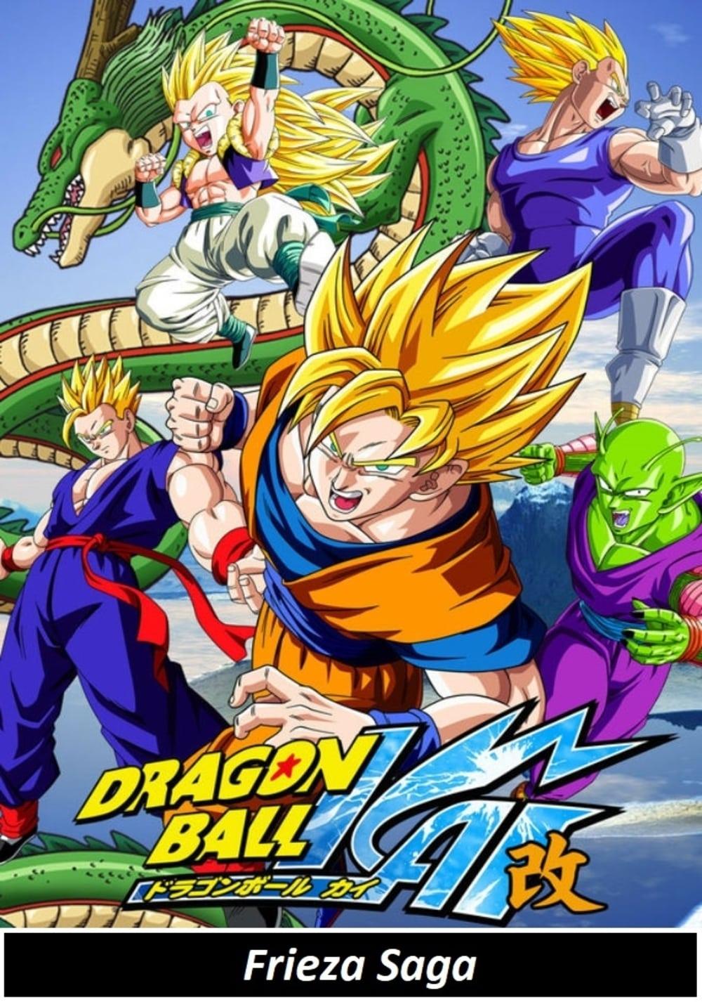 Dragon Ball Z Kai Season 2