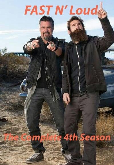 Fast N' Loud Season 4