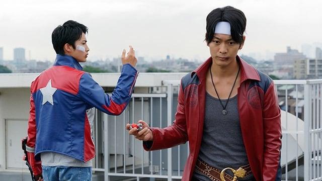 Super Sentai Season 41 :Episode 24  I Will Become a Shield Who Fights!