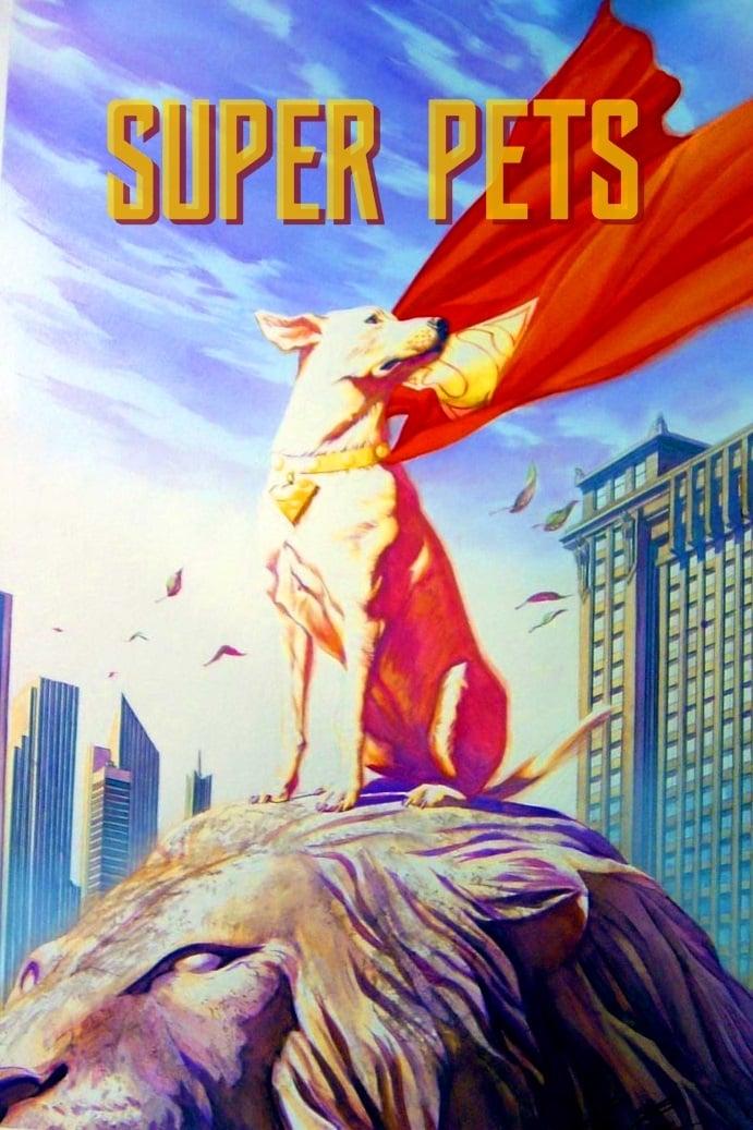 League of the Super-Pets