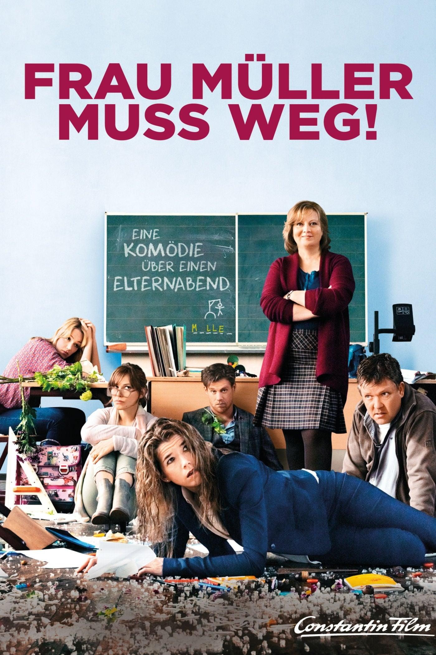 Frau Müller muss weg! (2015)