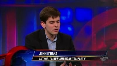 The Daily Show with Trevor Noah Season 15 :Episode 54 John O'Hara
