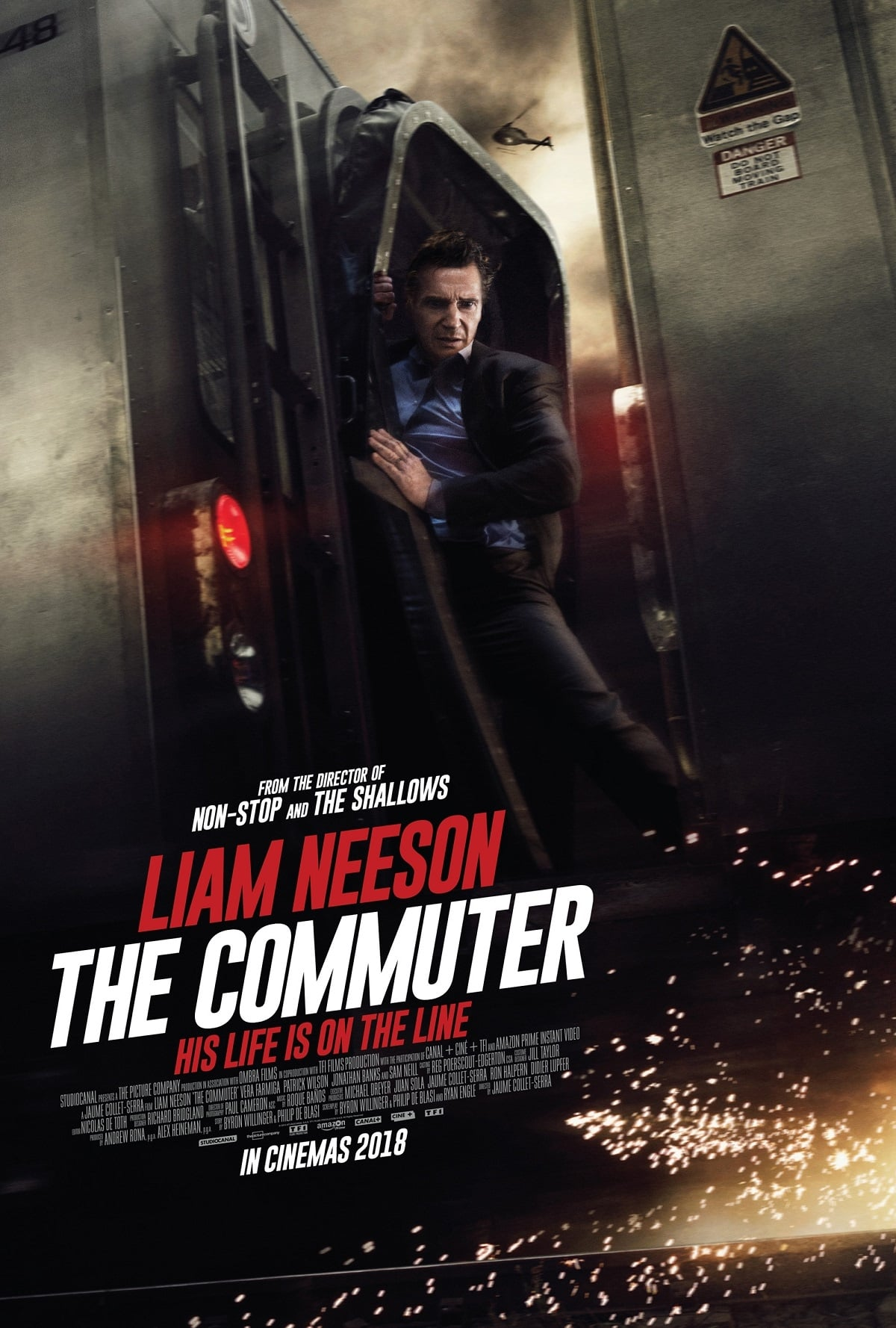 the commuter film