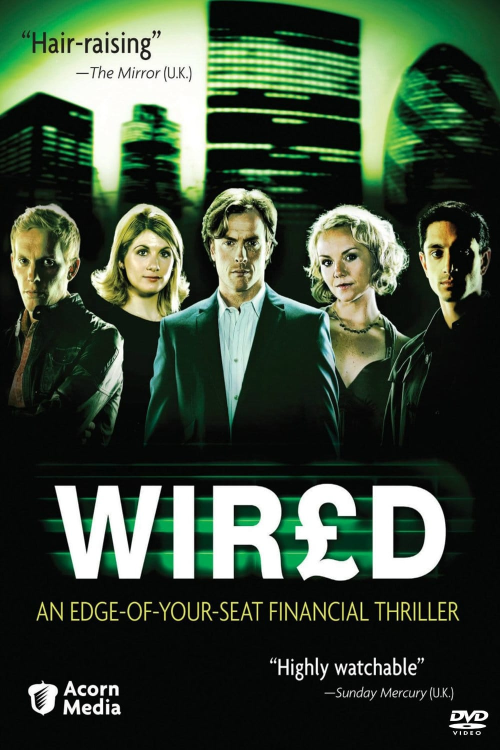 Wired (TV Series 2008-2008) - Posters — The Movie Database (TMDb)