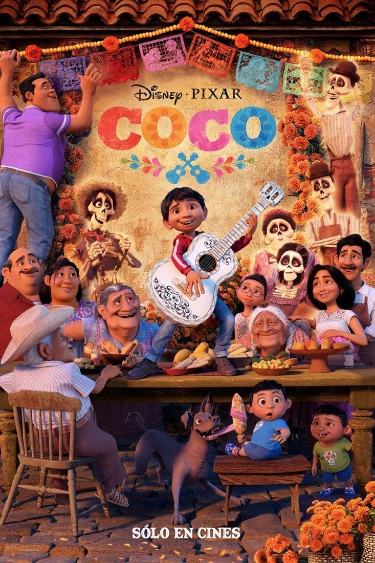 Póster Coco