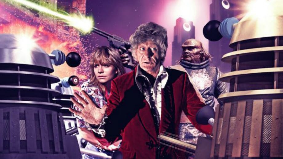 Doctor Who Season 9 :Episode 1  Day of the Daleks, Episode One