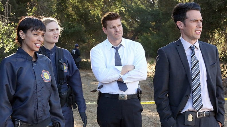 Bones Season 10 :Episode 6  The Lost Love in the Foreign Land