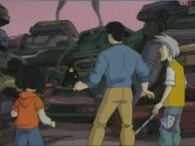 Jackie Chan Adventures Season 4 :Episode 11  J2
