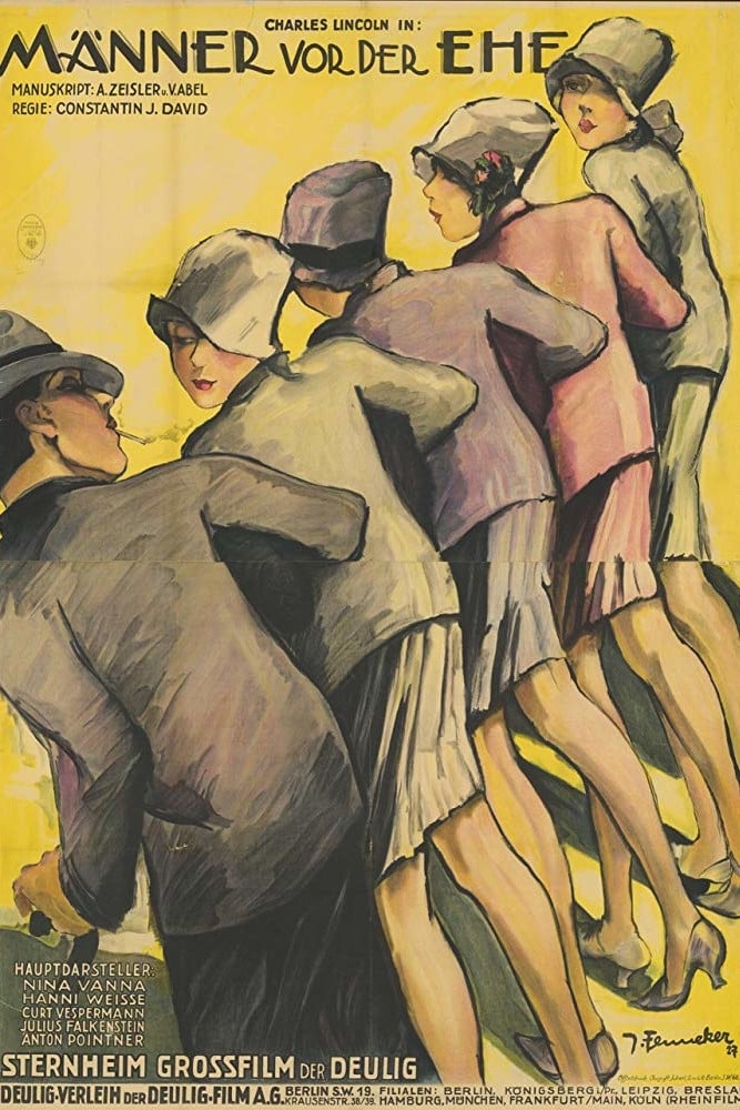 Men Before Marriage (1927)