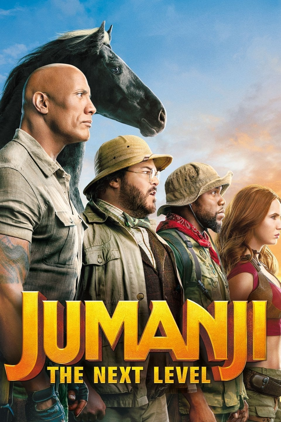 Jumanji: The Next Level (2019) Subtitle Indonesia