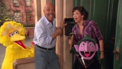 Sesame Street Season 42 :Episode 19  Super Maria