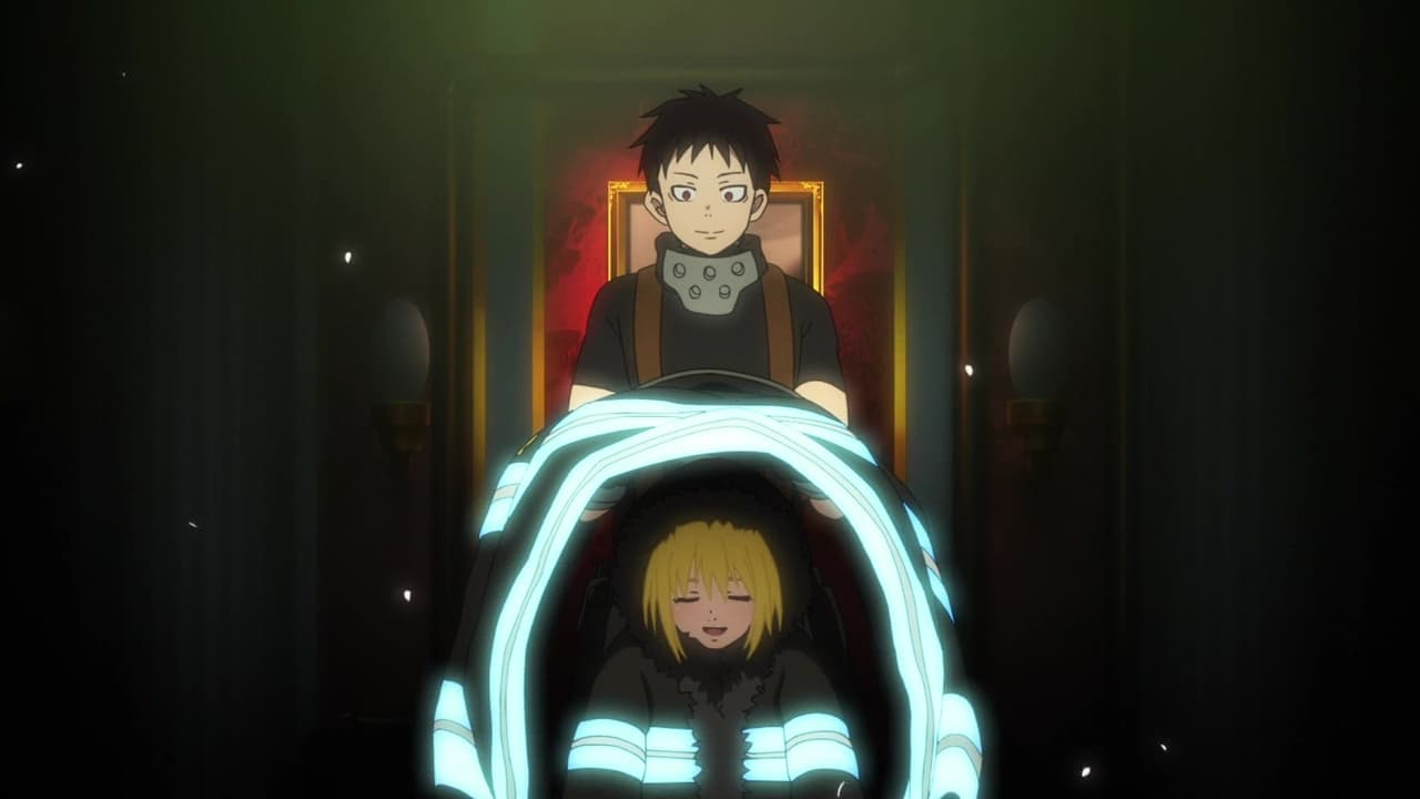 Fire Force Season 1 :Episode 6  The Spark of Promise