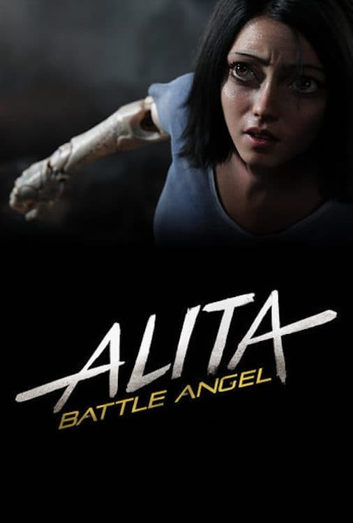 watch Alita: Battle Angel 2018 online free