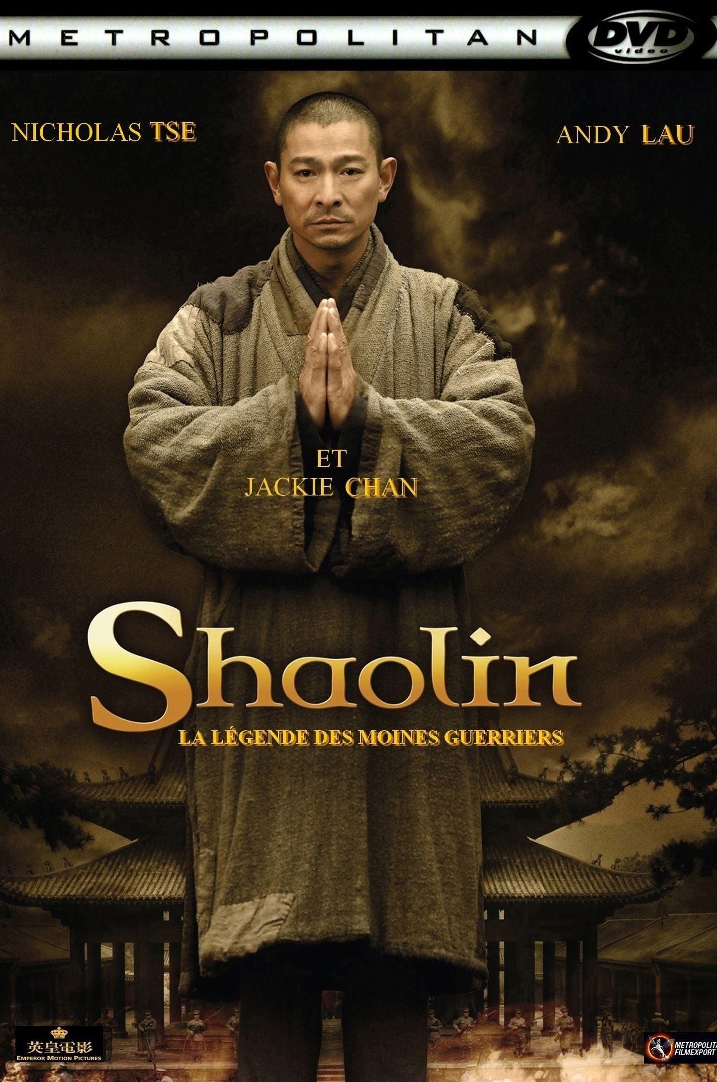 Shaolin La Legende Des Moines Guerriers 2011 Streaming Complet Vf