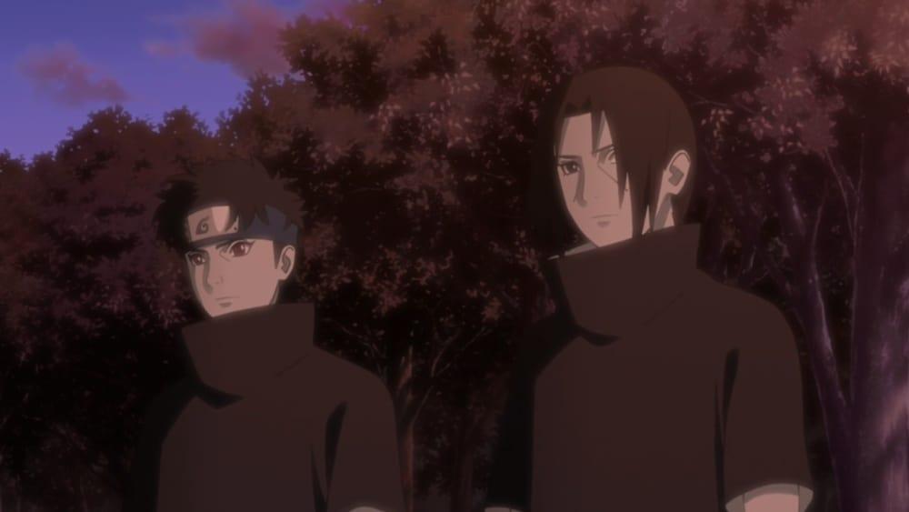 Naruto Shippūden Season 16 :Episode 358  Coup d'État