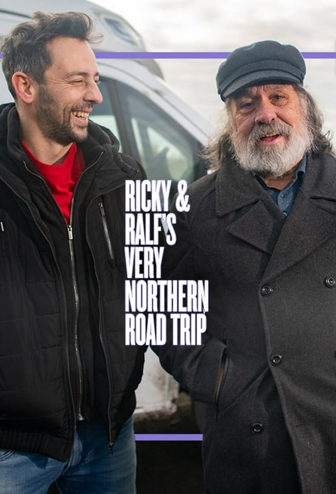 Ricky and Ralf's Very Northern Road Trip TV Shows About Northern England
