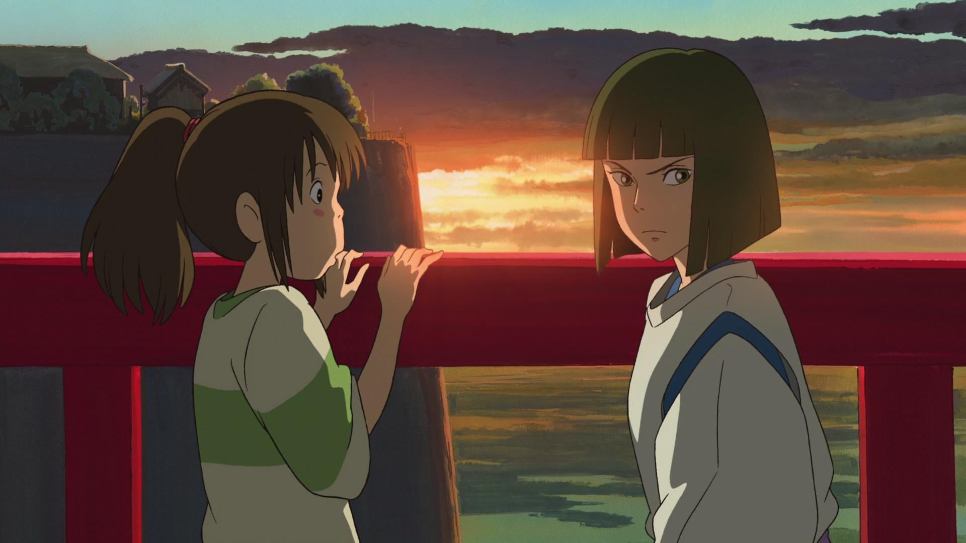 Watch Spirited Away (2001) Full Movie Online Free | Stream Free Movies & TV Shows