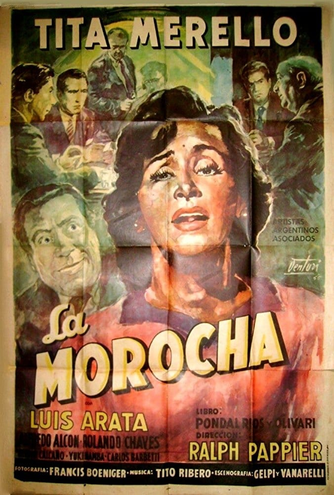 Ver La morocha Online HD Español (1958)