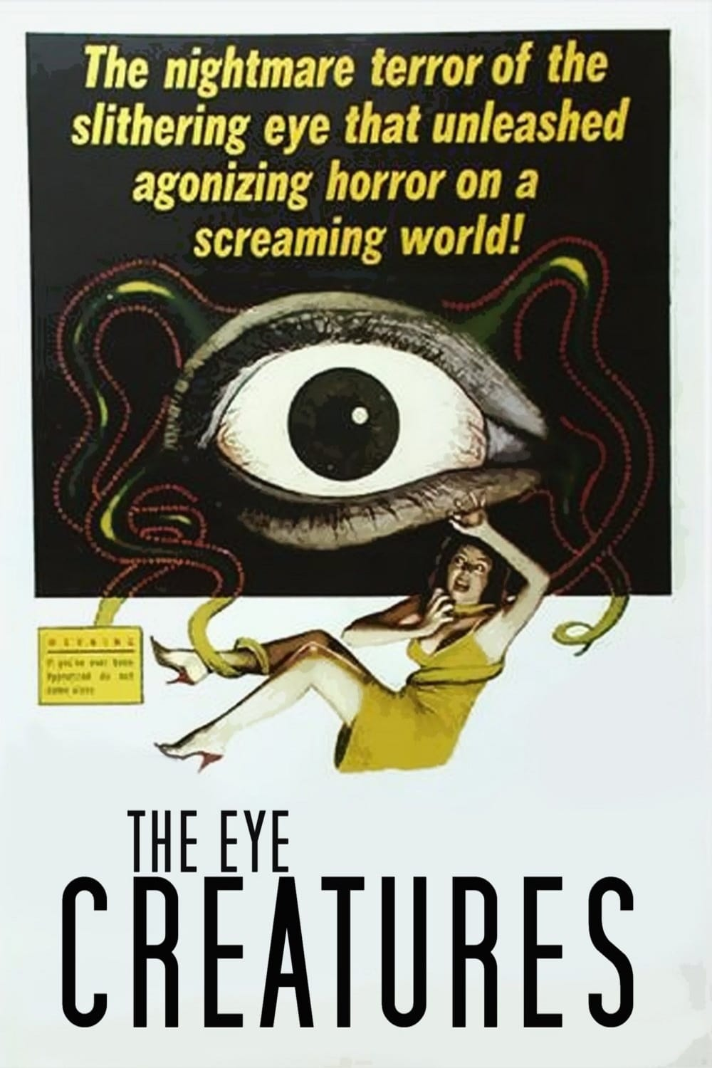 Attack of the Eye Creatures on FREECABLE TV