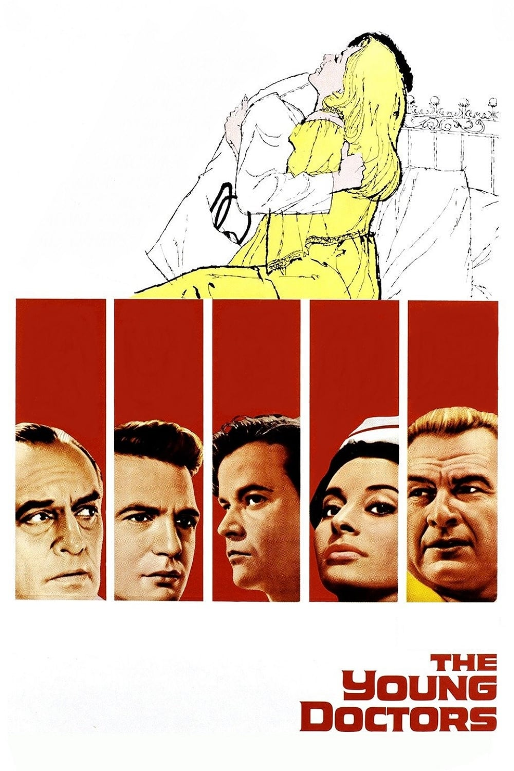The Young Doctors (1961)