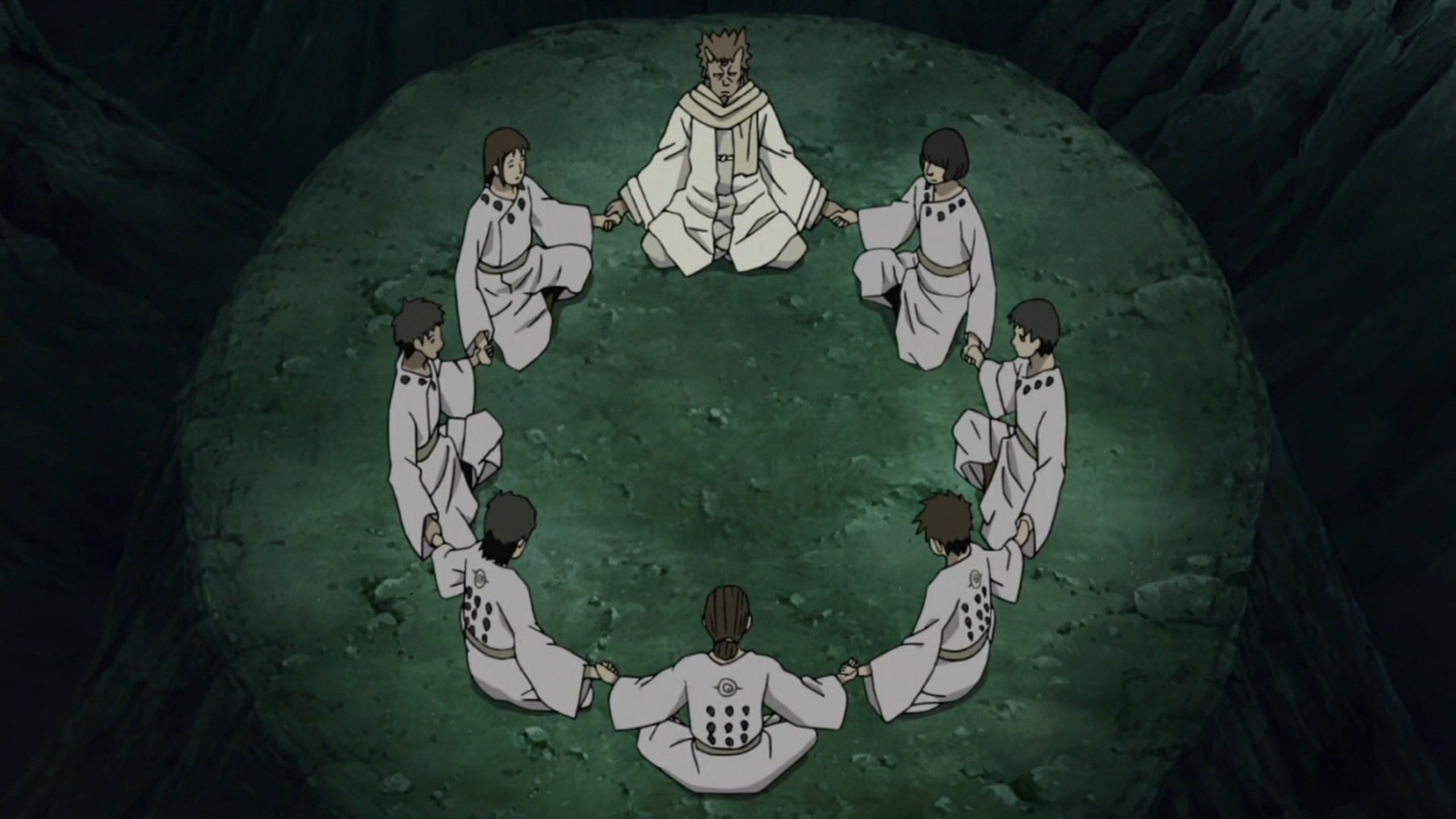 Naruto Shippūden Season 20 :Episode 464  Ninshu: The Ninja Creed